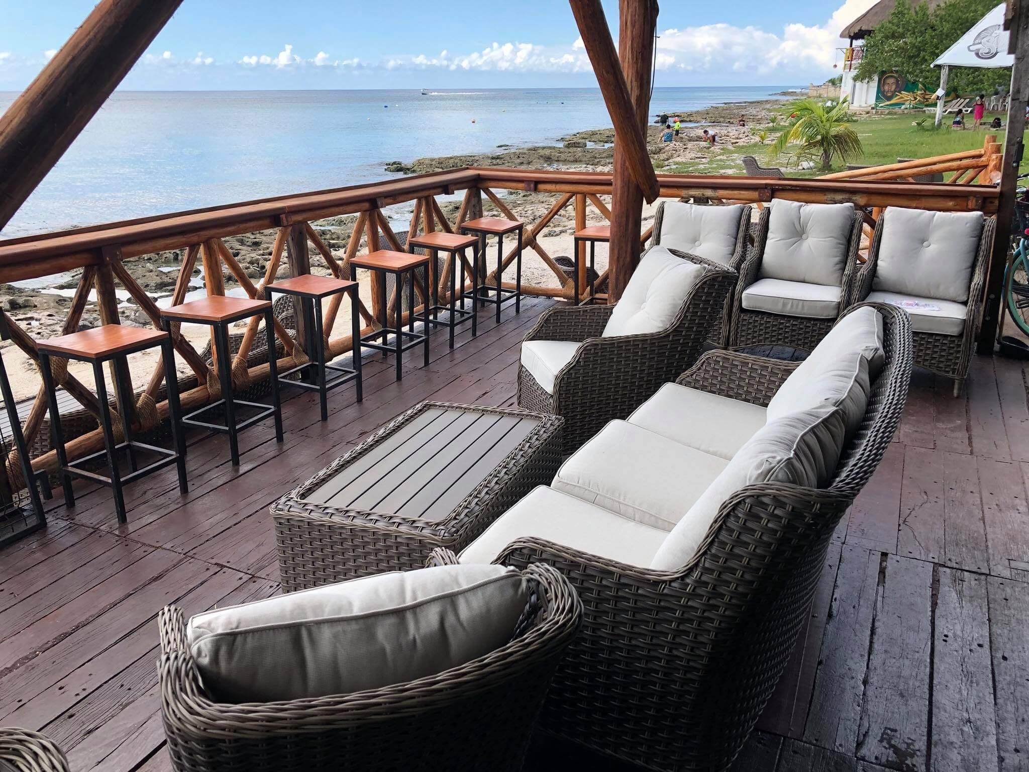 Cozumel My Cozumel Hemingway lounge
