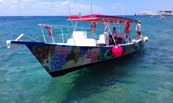 Cozumel My Cozumel Go Tour Snorkel and El Cielo