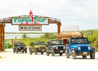 Cozumel My Cozumel Go Tour Jeep Island Tour
