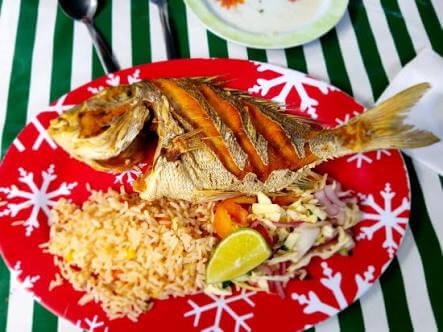 Cozumel My Cozumel Pescado Frito