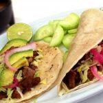 Cozumel My Cozumel taco dinner