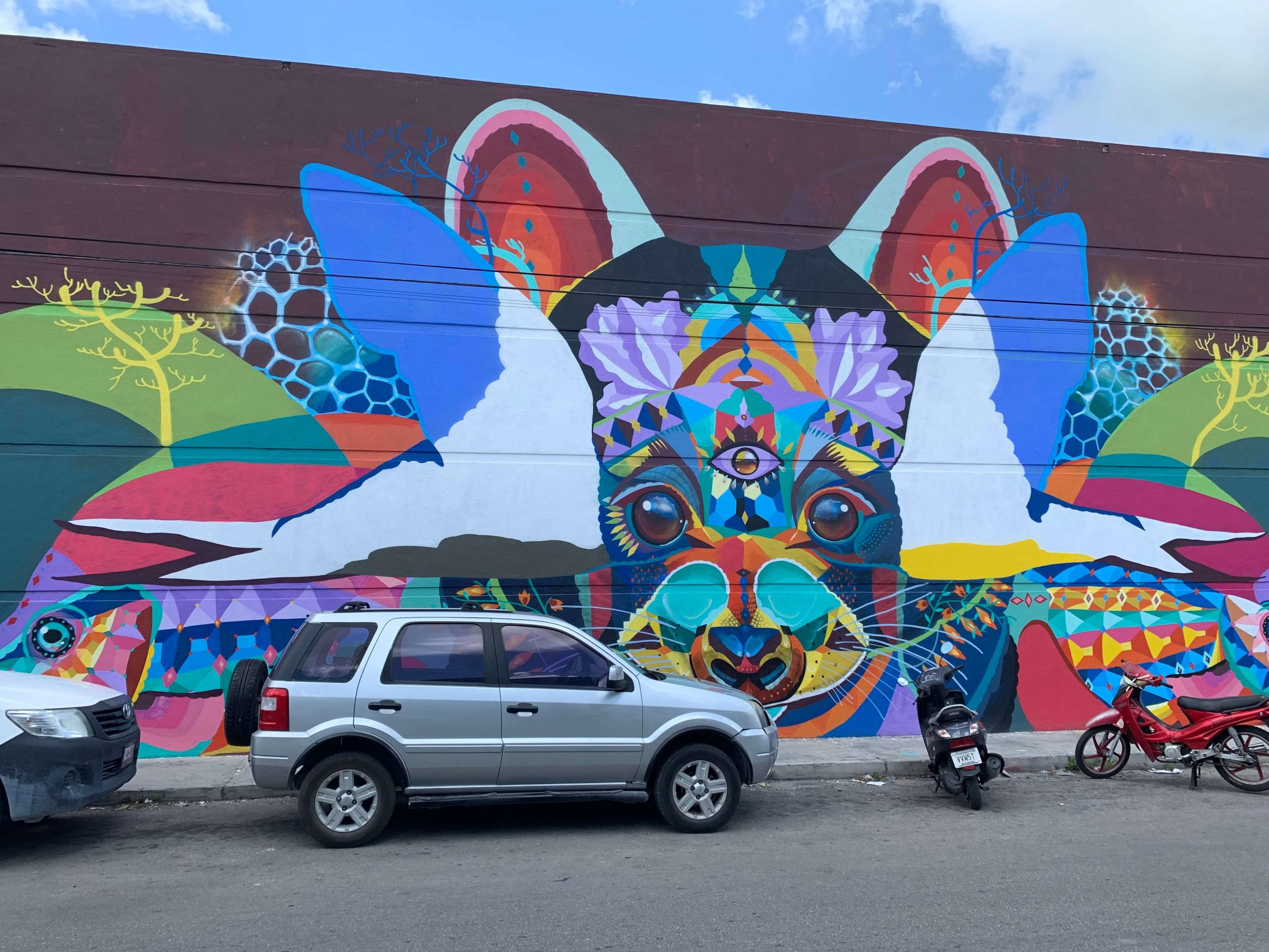 Cozumel My Cozumel 2019 Sea Wall Painting 13a