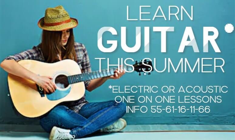 Cozumel My Cozumel free guitar lessons