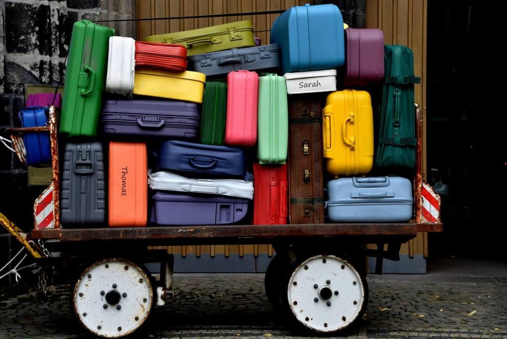 Cozumel My Cozumel Luggage Cart