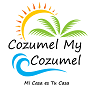 Cozumel My Cozumel Logo Small